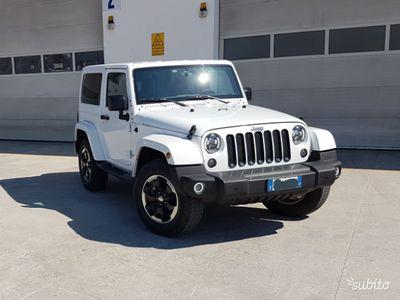 used Jeep Wrangler Sahara