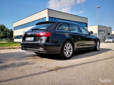 brugt Audi A6 quattro avant 2.0 tdi 190cv s-tronic