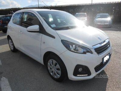 gebraucht Peugeot 108 VTi 69 CV 5 porte Active 21533 KM