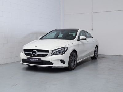 usata Mercedes 220 CLA Coupèd 4Matic Automatic Sport