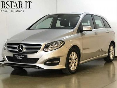 used Mercedes B180 d Business