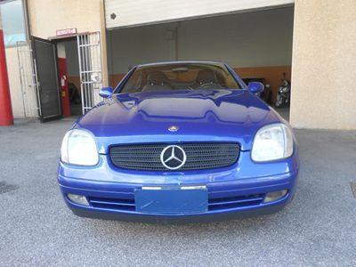 begagnad Mercedes SLK200 SLK Cabrio 2.0 141 KW
