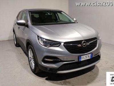 begagnad Opel Grandland X 1.6 diesel Ecotec Start&Stop aut. Innovation