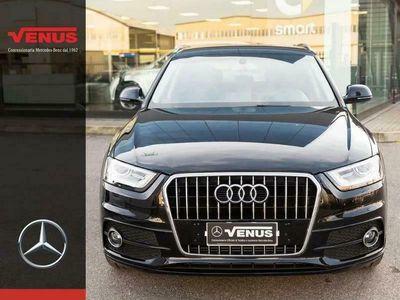 usata Audi Q3 I Diesel 2.0 tdi S line edition 140cv