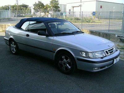 usata Saab 9-3 Cabriolet 2.0 S GPL