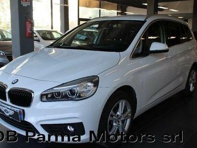 usata BMW 218 Gran Tourer d Luxury Executive 7 Posti