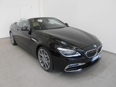 usata BMW 640 Cabriolet 640d xDrive