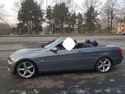 usata BMW 320 Cabriolet Serie 3 (e93) 2.0cc