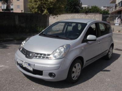 second-hand Nissan Note 1.5 dCi 90 CV Silver Edition - 2009