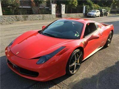 usata Ferrari 458 458Spider DCT