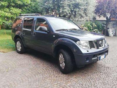 brugt Nissan Pathfinder 2.5 dCi SE