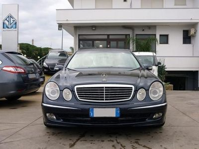 usado Mercedes E220 CDI cat Avantgarde - Gancio Traino