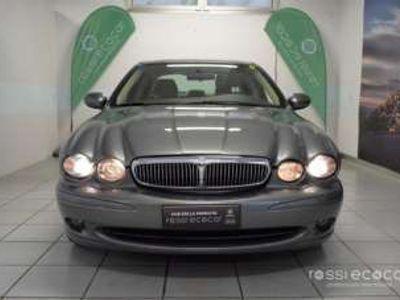 usata Jaguar X-type 2.0D cat Executive EU3