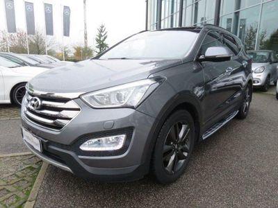 brugt Hyundai Santa Fe 2.2 CRDi 4WD A/T Comfort
