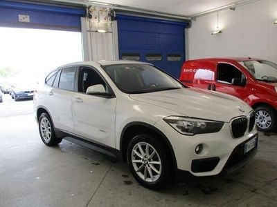 usado BMW X1 xDrive 18d Business autom.