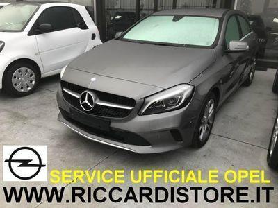 usata Mercedes 180 classe a -benzautomatic sport navi + led pelle diesel
