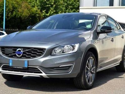 gebraucht Volvo S60 CC D3 Geartronic Momentum +Business Con