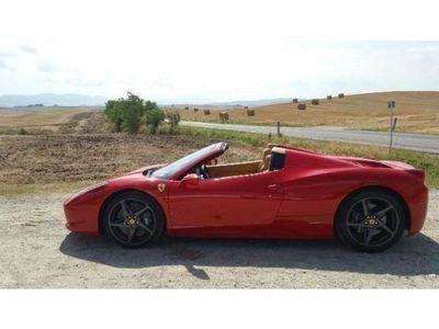 usata Ferrari 458 Spider DCT rif. 8549436