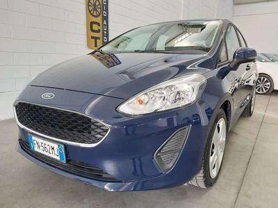 usata Ford Fiesta 1.5 TDCi 5 porte Plus / EURO6 d TEMP /NEOPATENTATI