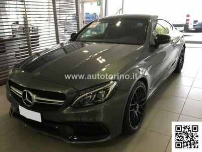 usata Mercedes C63 AMG CLASSE C COUPÉ -AMG