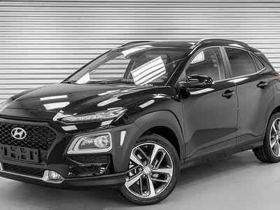 usata Hyundai Kona 1,6 T-gdi 4wd At Premium