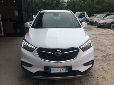 used Opel Mokka X -