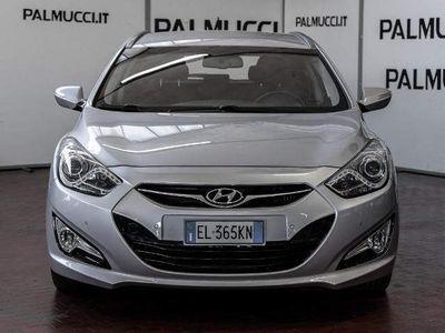 usado Hyundai i40 Allestimento S.Wagon 1.7 Diesel 136cv