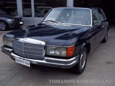usata Mercedes S280 se w116 benzina