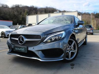 usata Mercedes 220 Classe C C4Matic Automatic Coupé Premium