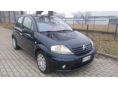 gebraucht Citroën C3 1.4 HDi 70CV Exclusive rif. 7358732