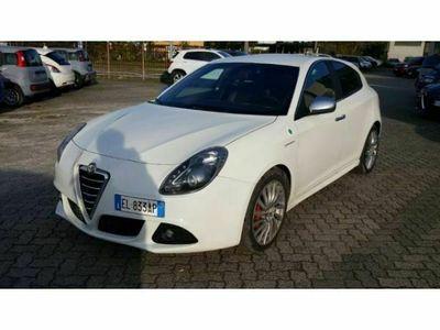 usata Alfa Romeo Giulietta 1750 TBi Quadrifoglio Verde Benzina