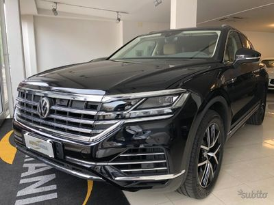 used VW Touareg 3ª serie - 2019