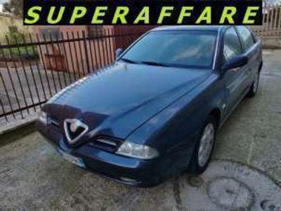usata Alfa Romeo 166 2.0i 16v twin spark cat benzina