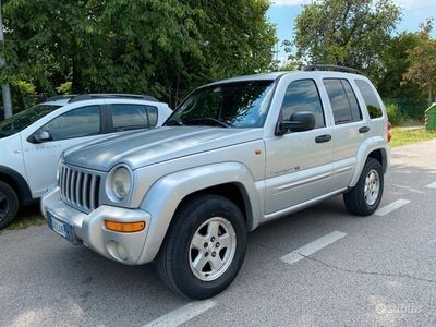 usata Jeep Cherokee 2.5crd limited edition