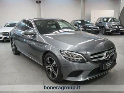 usata Mercedes C220 d Auto Sport Plus rif. 11428295