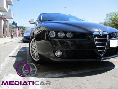 usata Alfa Romeo 159 2.0 JTDm 136 CV Sportwagon Distinctive
