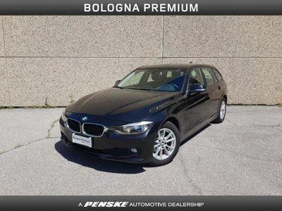 brugt BMW 318 Serie 3 Touring d Business aut. del 2015 usata a Casalecchio di Reno