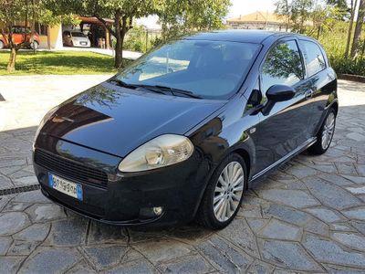 usata Fiat Grande Punto 1.9 MJT 130 CV 3 porte Spor