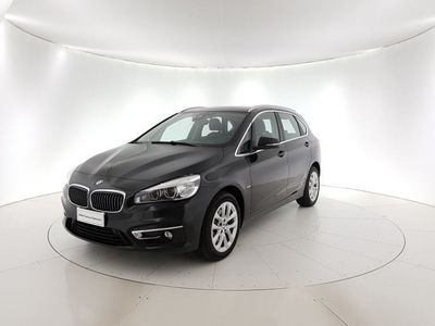 usata BMW 220 SERIE 2 ACTIVE TOURER d act.tourer Luxury my17
