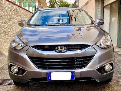 brugt Hyundai ix35 2.0 CRDi 2WD Comfort