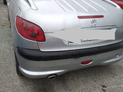 usata Peugeot 206 CC cabrio 2.0 benzina