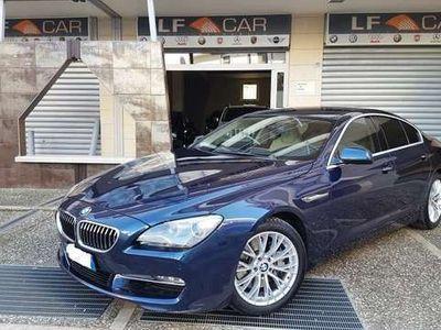 usata BMW 640 Serie 6 G.C. xDrive Gran Coupé 313 cv