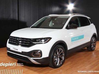 brugt VW T-Cross - 1.0 TSI 115 CV First Edition BMT del 2019 usata a Castelfranco Veneto