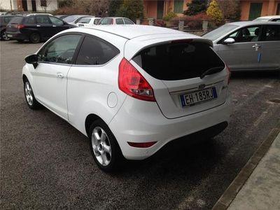 usata Ford Fiesta 1.2 82cv 3p Titanium UNICO PROPRIETARIO