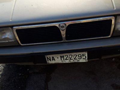 usado Lancia Prisma d'epoca
