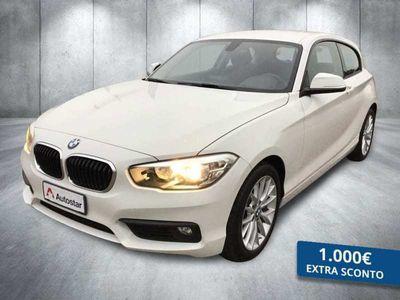 usata BMW 120 SERIE 1 (3 PORTE) d Advantage 3p