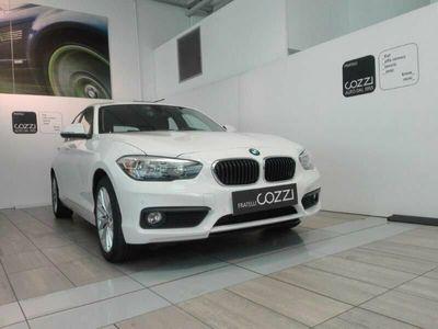 usata BMW 114 Serie 1 (F20) d 5p. Business