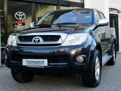 usata Toyota HiLux 3.0 D-4d 4wd 4p. Doub. Cab Sr+ Usato