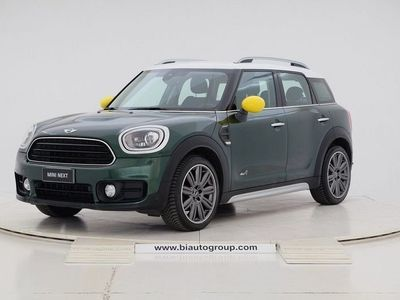 brugt Mini Cooper D Countryman 2.0 Hype ALL4