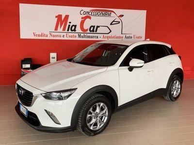 usata Mazda CX-3 1.5L Skyactiv-D Evolve GARANZIA 12 MESI